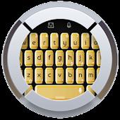 Gold Prize TouchPal Theme