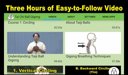 Tai Chi Ball Qigong Dr. Yang