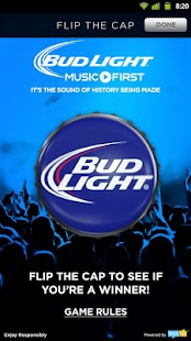 Bud Light- screenshot thumbnail