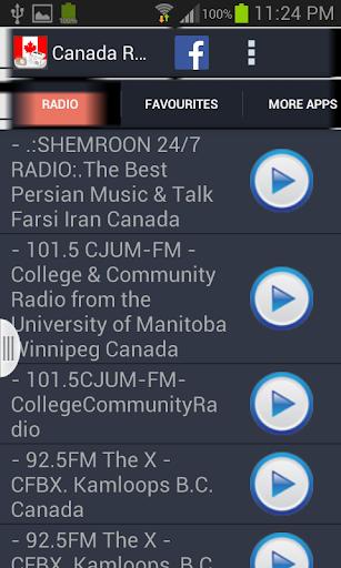 Canada Radio News