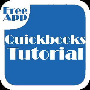 Quickbooks Tutorial 程式庫與試用程式 App LOGO-APP試玩