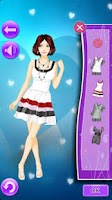 Screenshot of Spring Gorgeous Dress Up