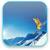 Freestyle Skiing Wallpaper 3D