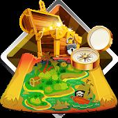 618-Finding Treasure Map