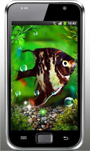 Aquarium Best live wallpaper