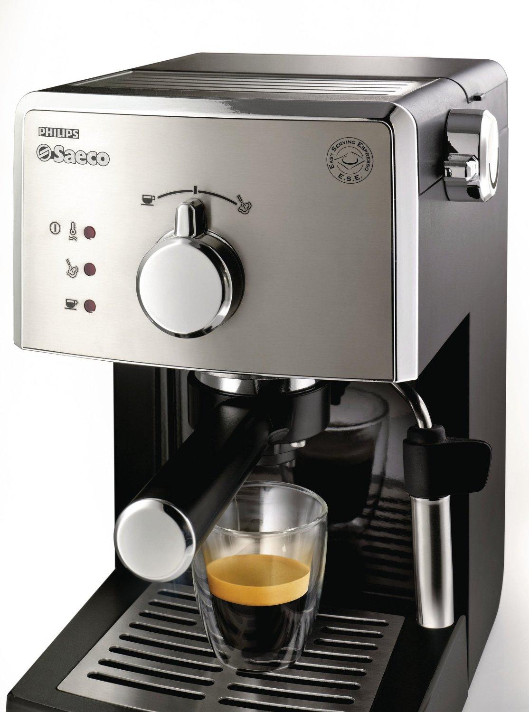 Una formidable cafetera expreso para preparar deliciosos expresos a diario. Destaca su filtro presurizado Crema y su polivalencia