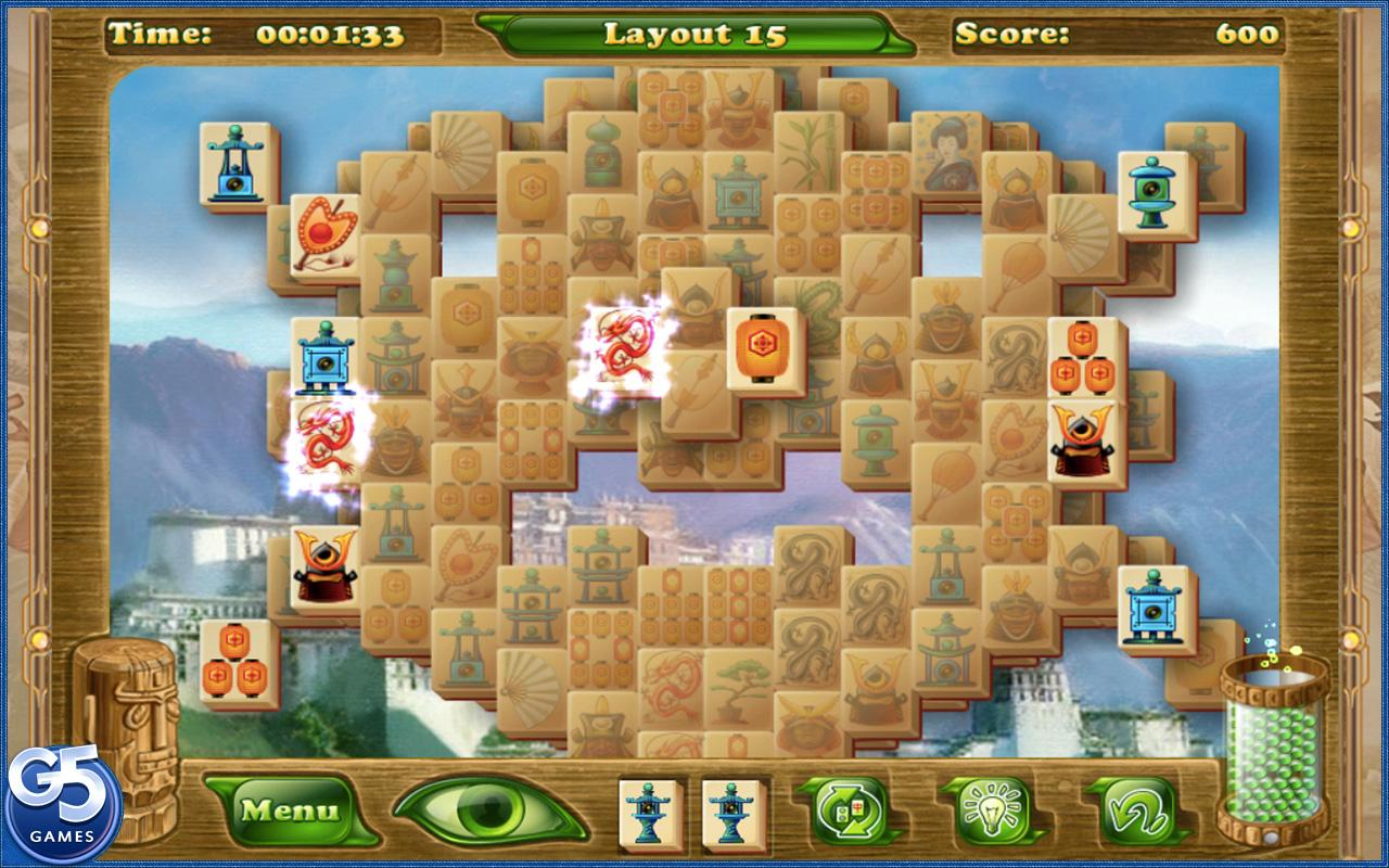 Mahjong Artifacts®: Chapter 2- screenshot