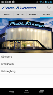 PoolKungen Pool- screenshot thumbnail