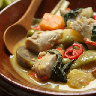 Thai Green Curry.