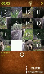 Zoo Puzzle 2 in 1 - screenshot thumbnail