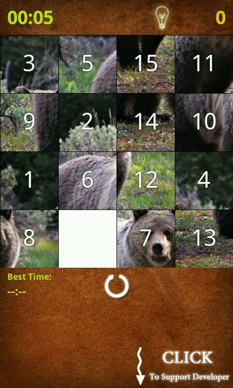 Zoo Puzzle 2 in 1 - screenshot