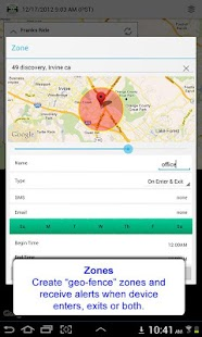 PocketFinder Android- screenshot thumbnail