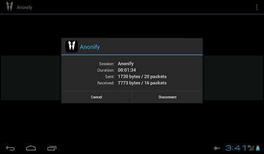 Anonify - screenshot thumbnail