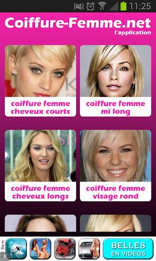 Coiffure Femme