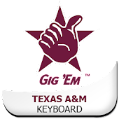Texas A&M Keyboard