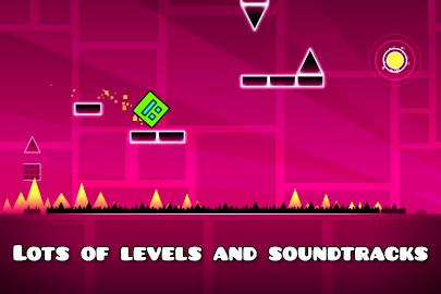 Geometry Dash Screenshot 3