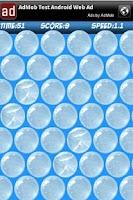 Screenshot of Bubble