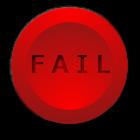 FAIL Button Widget Soundboard icon