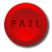 FAIL Button Widget Soundboard