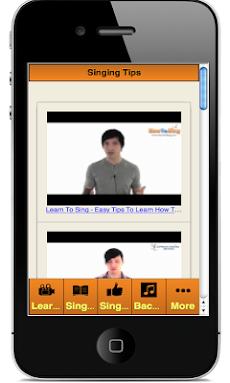 SINGING LESSONS APP (Free)のおすすめ画像4