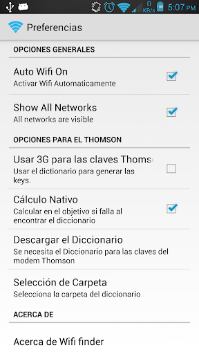 Wifi password recovery app (apk) free download for Android/PC/Windows screenshot
