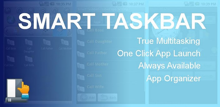 Smart Taskbar v1.2.9d for Android