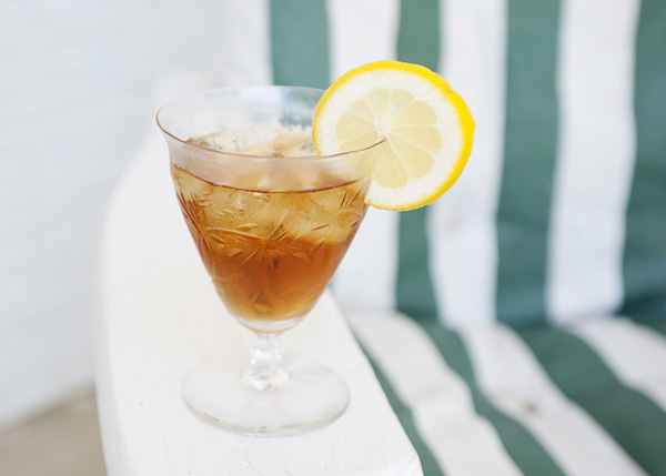 10 best iced tea cocktails recipes for Iced tea cocktail recipes