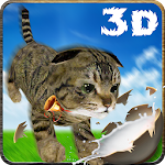 Real Pet Cat 3D simulator 1.0.2 Apk