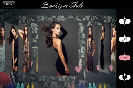 Boutique Chile screenshot 0