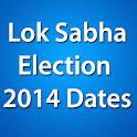 Lok Sabha Election 2014 Dates icon
