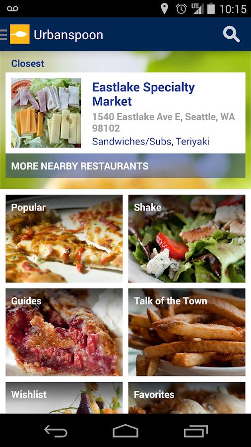 Top Rated Restaurant Week Restaurants