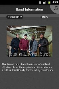 Jason Lovins Band - screenshot thumbnail