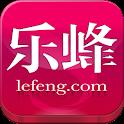 乐蜂网-引领时尚潮流的正品化妆品网站 logo