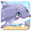 Dolphin Care Dress Up Game icon