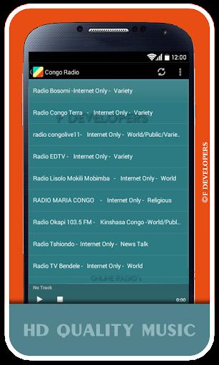 Congo Radio - Live Radios
