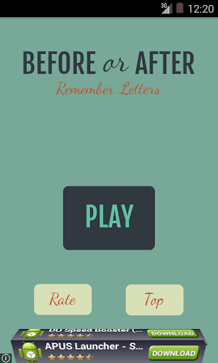 【免費教育App】Remember Letters For Kids-APP點子