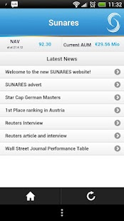 Sunares Updates- screenshot thumbnail
