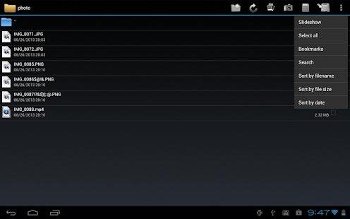 WebDAV Navigator Lite - screenshot thumbnail