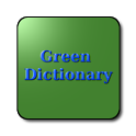 Eco & Green Dictionary icon