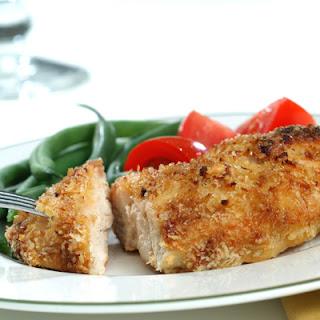 Crispy Baked Dijon Chicken