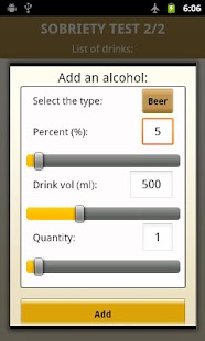 Breathalyzer - screenshot thumbnail