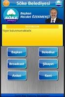 Screenshot of Soke Belediyesi