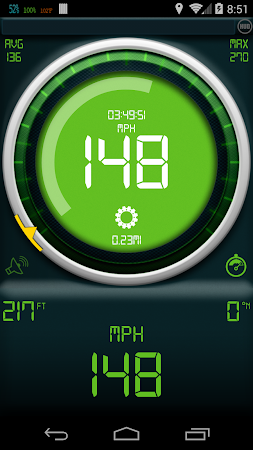 Gps Speedometer 1.3.2 screenshot 378891