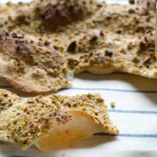 Gluten Free Pistachio Crisps