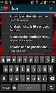 Relationship Quotes - screenshot thumbnail