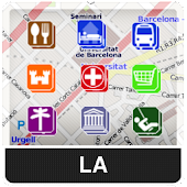 Los Angeles NOMADA Maps