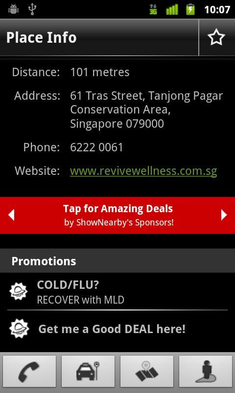 ShowNearby 1.5- screenshot