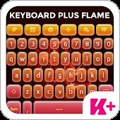 Keyboard Plus Flame