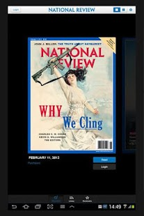 National Review - screenshot thumbnail