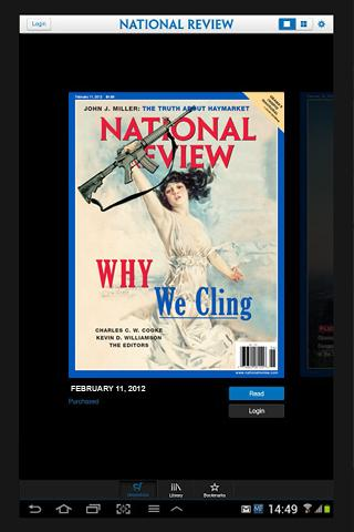 National Review - screenshot